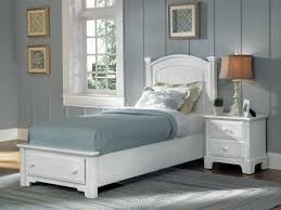 Bedroom Furniture Oklahoma City by Vaughan Bassett Hamilton Franklin Twin Panel Bed Wayside