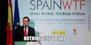 Spain Meme - i m from spain and most of the people we think it by victorbiba