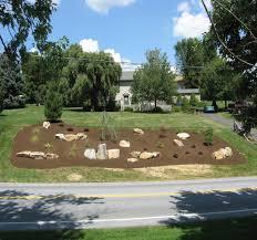 garden design garden design with landscaping ideas hillside