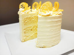 cakes delivered lemon chiffon layer cake cake delivery order cake online cakes