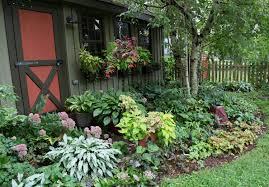 garden decor beautiful picture of the best cottage garden plants
