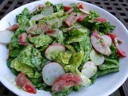 Garden Salad Ideas Green Goddess Salad Salzman Recipes