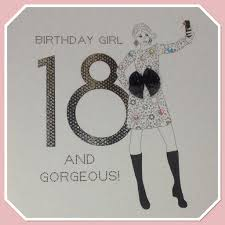 selfie 18th birthday card by five dollar shake style my frock