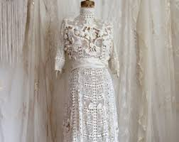 antique wedding dresses vintage wedding dresses etsy