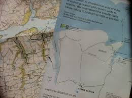 Map My Walk Route Weekly Photo Challenge Escape A Circular Walk From Kestle Barton