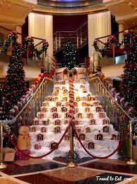 christmas decorations celebrity solstice cruise ship australia