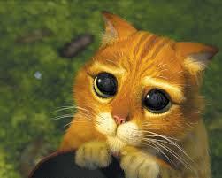Puppy Eyes Meme - puppy eyes puss in boots meme generator