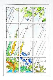 garden sketch