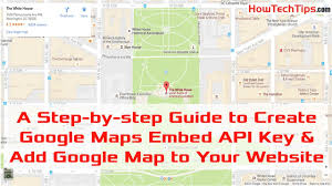 Smithsonian Map How To Embed Google Map To Your Website Youtube