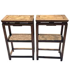 Patio Furniture Foot Pads by Side Table Antique Side Table Pad Foot French White Antique Side