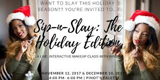 makeup classes in tn sip n slay the edition tickets dates eventbrite