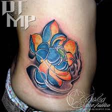 Surf Flower Tattoo Designs 37 Traditional Lotus Tattoos Ideas
