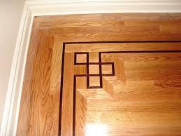 wood floor border floors woods sunroom and foyers