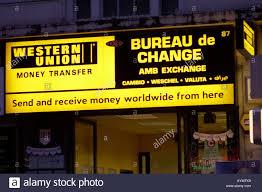 bureau de change à union transfert d argent bureau de change à londres uk