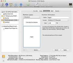 format hard drive exfat on mac partition use your time machine hard drive to store files too