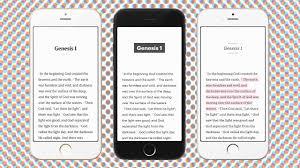 ex apple designer rethinks the bible for a mobile world