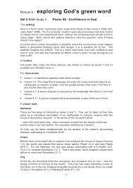exploring god u0027s green word bible studies for house groups