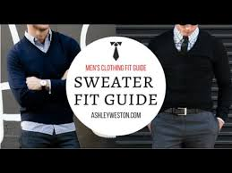 v neck sweater s how should a sweater fit s clothing fit guide crew neck