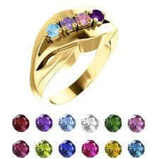 one mothers ring 12515 s ring 1 5 stones 2 7 mm shape products