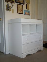 White Dresser And Changing Table White Changing Table Dresser Z Cook In White Dresser