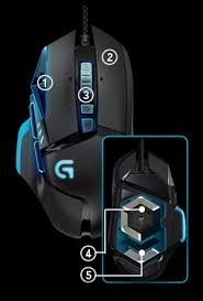 g502 black friday logitech g502 proteus core tunable gaming mouse newegg com