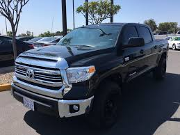 2016 used toyota tundra sr5 crewmax 5 7l v8 4wd 6 speed automatic