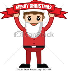 clipart vector of merry celebration drawing of