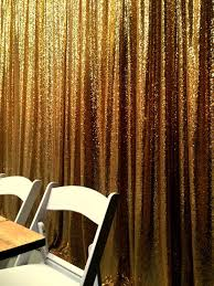 Gold Shimmer Curtains Shop 9ftx9ft Silver Gold Shimmer Sequin Fabric Backdrops