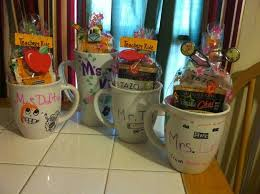 gift mugs with candy gift diy mugs buy a white mug let your child draw on the