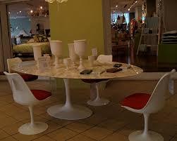 Eero Saarinen Table Eero Saarinen Tulip Oval Dining Table Tulip Dining Table Marble