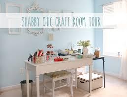 shabby chic craft room tour hometalk
