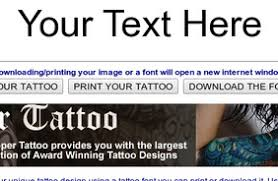 lettering for tattoos design your own docoments ojazlink
