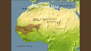 Map Of Mali Lesson 3 The Empires Of Mali And Songhai Pp Thinking Focus