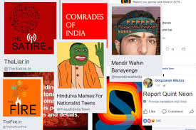 How To Make Facebook Memes - chic dangerous these facebook meme pages make sexism casteism