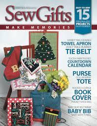 sew gifts u2013make memories with nancy zieman and guest mary mulari