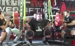 Bench Press Raw Record Kirill Sarychev Lifts World Record Raw Powerlifting Total At