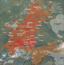 Worst Parts Of Chicago Map by German Peasants U0027 War Wikipedia