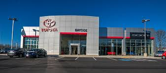 toyota car center bayside toyota toyota vehicles in prince frederick serving