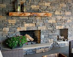 Belgard Brighton Fireplace by M T Carpenter Landscape Inc Mt Fire Features Landscaping