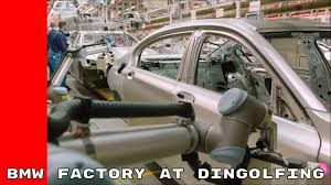 bmw factory bmw factory humans u0026 robots work together at dingolfing plant