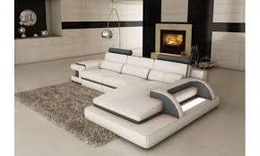 achat de canapé salon en cuir achat vente canapé design hermès l destiné canape