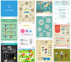 Best Free Resume Builder Reviews by 8 Free Tools For Creating Infographics Creative Bloq