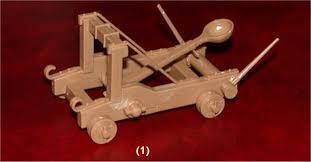 siege engines plastic soldier review zvezda siege machines kit 1