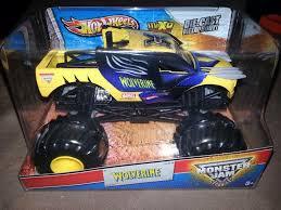 monster jam trucks 2014 wolverine 1 24 toy car die cast and wheels monster jam