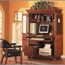 White Computer Armoire Desk Furniture Desk Armoire For Home Office Furniture With Computer