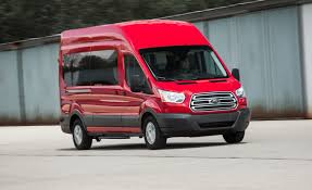 ford transit wagon full review of the 2015 ford transit xlt van u2013 review u2013 car and driver