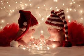 christmas twins discovered by brisajules on we heart it