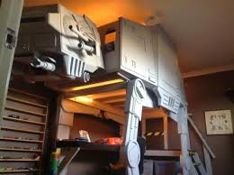 Ashley Eckstein On Twitter The Ultimate Bunk Bed StarWars Http - Star wars bunk bed