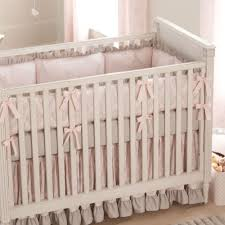 Gray Crib Bedding Sets by Paris Script Baby Crib Bedding Carousel Designs Baby Girl Crib