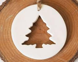 Christmas Cutout Decorations Minimalist Christmas Etsy